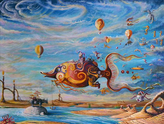 Flying Fish Circus