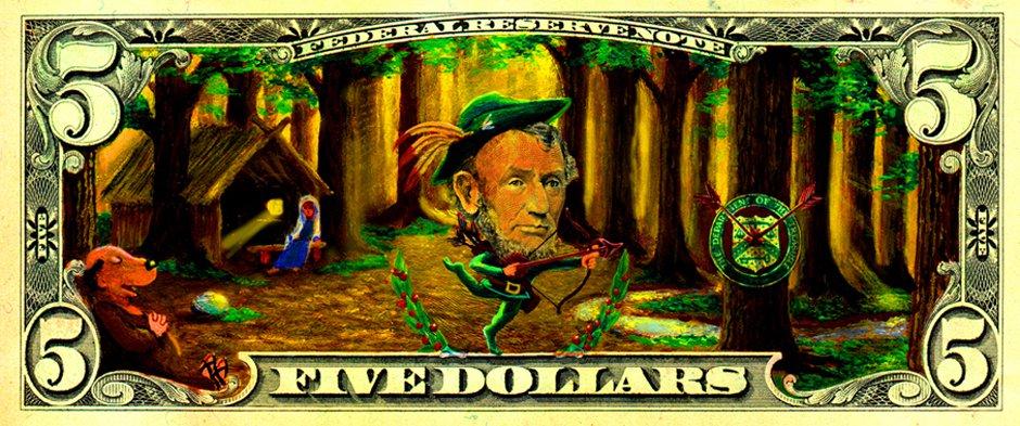 5$ Art. Stage 3: Robin Hood