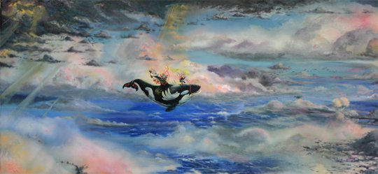 Orki- The Heavenly Orka