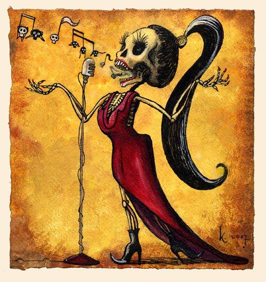 The Dead Diva