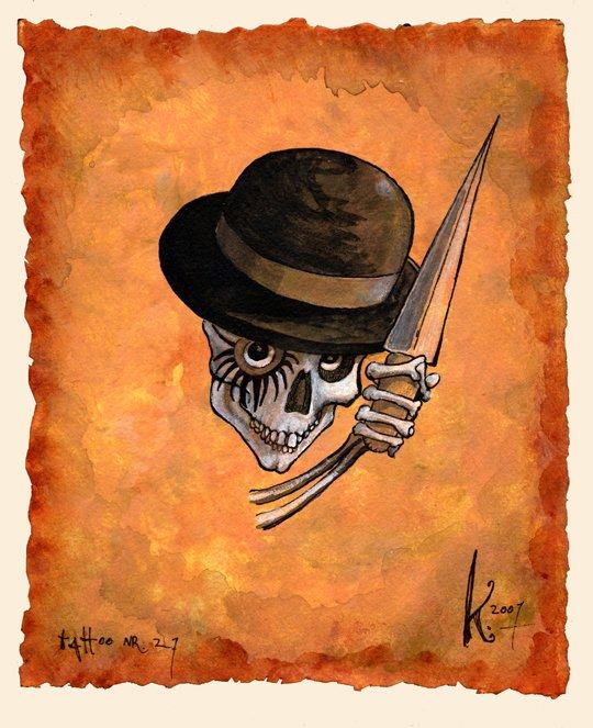 Dead Clockwork Orange