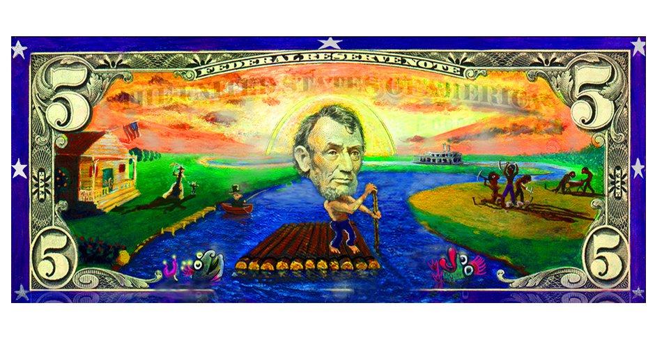 5$ Art. Stage 4: Abe as Abe