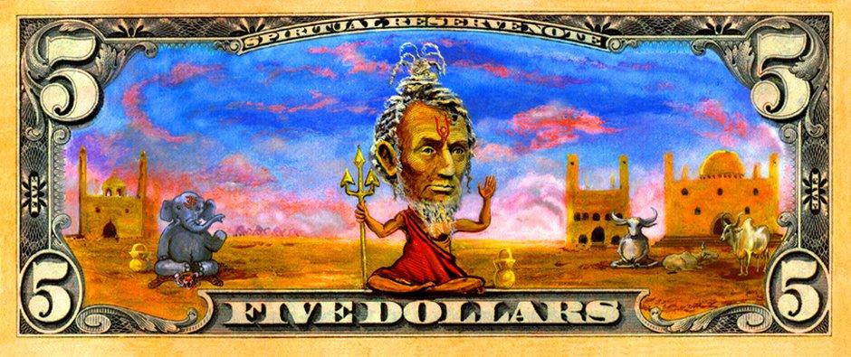 5$ Art. Stage 2: Abe the Sadhu