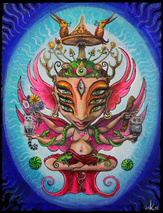 Shayana Original 2013(700)